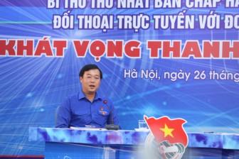 Đại học An Giang: Nhiều hoạt động  online hiệu quả trong Tháng Thanh niên