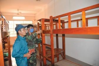 Châu Phú tập trung phòng, chống dịch bệnh Covid-19