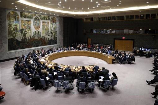 Hội đồng Bảo an Liên hợp quốc lần đầu thông qua 4 nghị quyết theo thủ tục đặc biệt