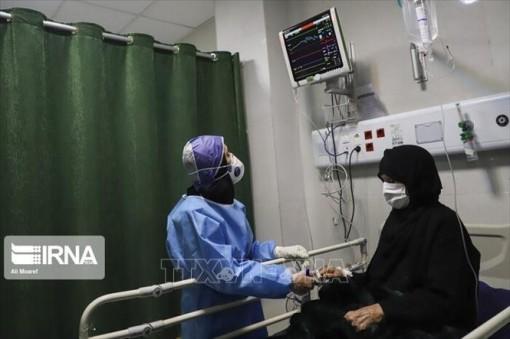Dịch COVID-19: Iran ghi nhận 2.757 ca tử vong, trên 3.500 ca đang nguy kịch
