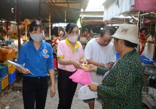 Nhiều hoạt động vì cộng đồng mùa dịch bệnh