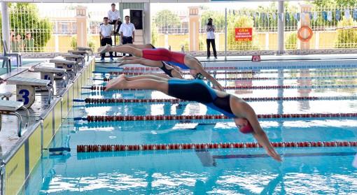 Chú trọng đào tạo vận động viên năng khiếu