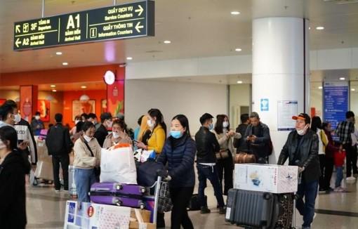 Từ ngày 1-4, dừng các chuyến bay chở khách quốc tế tới Việt Nam
