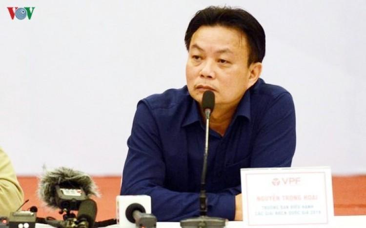 """VPF vẫn chưa chốt được phương án """"giải cứu"""" V-League 2020"""