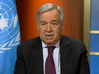 Tổng thư ký LHQ lo COVID-19 sẽ gia tăng xung đột khắp thế giới