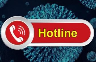 TP HCM công bố đường dây nóng nhận phản ánh về dịch bệnh Covid-19