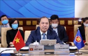 ASEAN - Mỹ thúc đẩy hợp tác trong ứng phó với dịch COVID-19