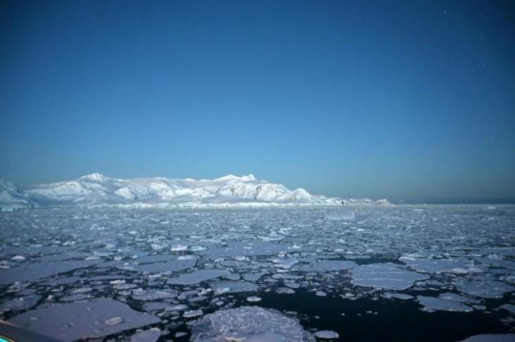 Lần đầu tiên ghi nhận đợt sóng nhiệt kỷ lục ở Nam Cực