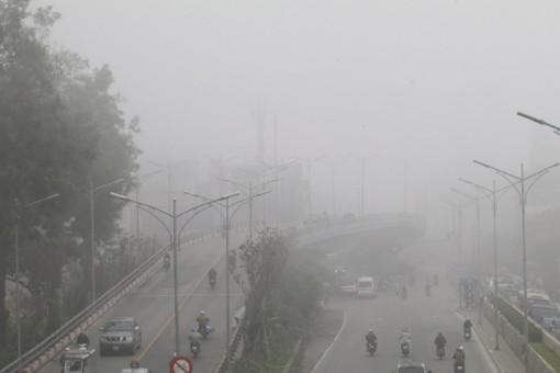 Thời tiết ngày 2-4: Đông Bắc Bộ, Bắc Trung Bộ có mưa phùn, trời rét