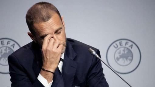 Hoãn vô thời hạn mọi hoạt động bóng đá châu Âu