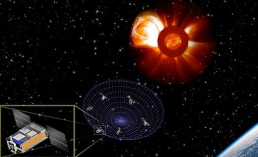 NASA thử sức với sứ mệnh mới nghiên cứu bão Mặt Trời