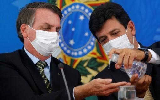 Hàng chục ca tử vong mới do Covid-19 ở cả Brazil và Mexico