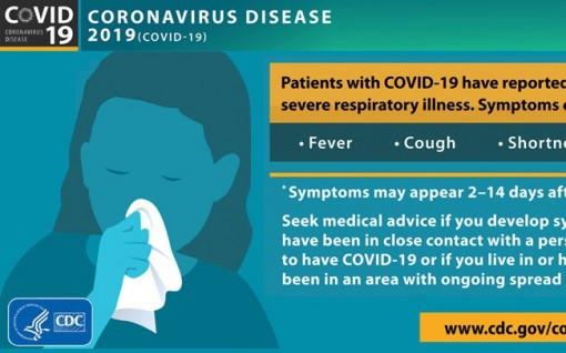 CDC (Mỹ) cảnh báo 25% số người nhiễm SARS-CoV-2 không có triệu chứng mắc