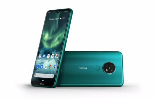 Nokia 7.2 chính thức được cập nhật Android 10