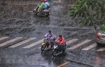 Nhiều khu vực trên cả nước có mưa và dông trong 10 ngày tới