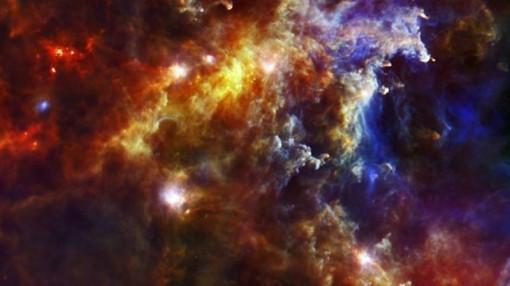 Hình ảnh tuyệt đẹp về 'khu vườn ươm sao' trên vũ trụ