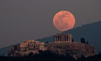 'Trăng hồng' - siêu trăng lớn nhất năm 2020 sắp xuất hiện