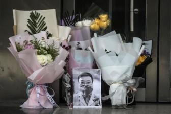 Trung Quốc truy tặng danh hiệu liệt sỹ cho bác sỹ Lý Văn Lượng
