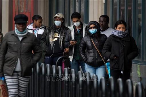 Số ca nhiễm tại Mỹ vượt 300.000, thế giới có 64.546 ca tử vong