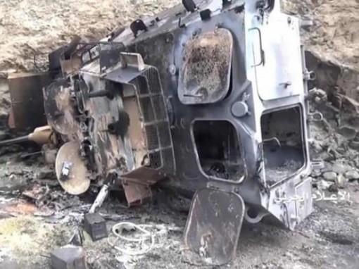Đoàn xe quân sự Yemen bị tấn công bí ẩn ở Aden