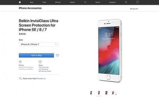 """Apple đã ấn định tên gọi của mẫu iPhone """"giá rẻ"""" mới là iPhone SE?"""