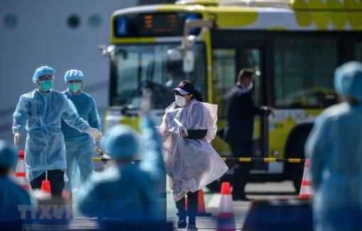 Nhật Bản ghi nhận thêm 367 trường hợp mới mắc COVID-19
