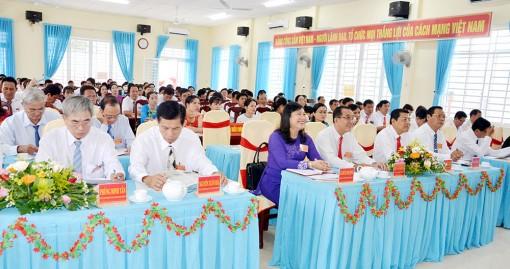 An Giang quyết tâm tổ chức thành công Đại hội Đảng bộ các cấp