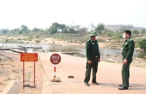 Thay đổi trong quy định xuất nhập cảnh giữa Việt Nam-Lào để phòng chống COVID-19