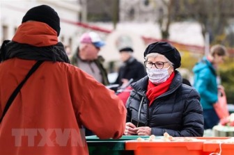 Số ca mắc COVID-19 ở Đức đã vượt quá 100.000 người