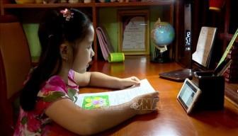5 tỉnh, thành phố triển khai thí điểm quy trình đồng bộ dạy học trực tuyến