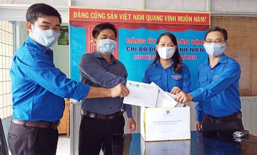 Châu Thành: Thành lập Đội thanh niên tình nguyện chung tay phòng, chống dịch bệnh Covid-19