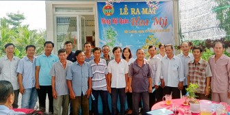Phát huy hiệu quả mô hình Hội quán nông dân