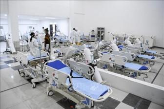 Indonesia ghi nhận số ca nhiễm COVID-19 mới cao nhất trong một ngày