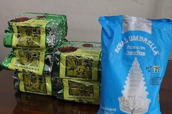 Phá đường dây vận chuyển, mua bán trái phép 6 kg ma túy từ Campuchia về TP. HCM