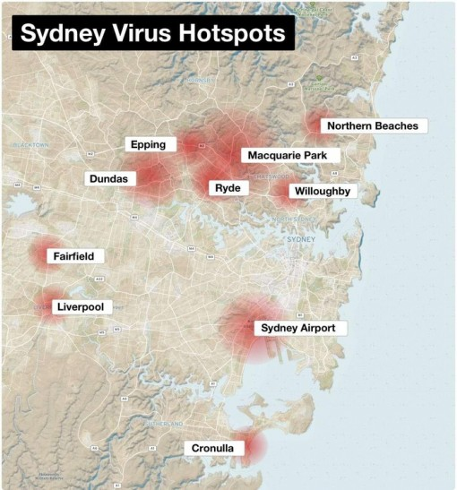 Dịch Covid-19 tại Australia có thể đạt đỉnh vào giữa tháng 4