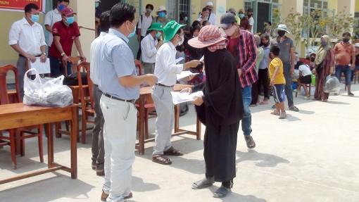 Tri Tôn hoàn thành cách ly tập trung 190 công dân