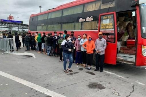 Xử lý nghiêm nhà xe, doanh nghiệp lưu thông xe khách trong dịch Covid-19