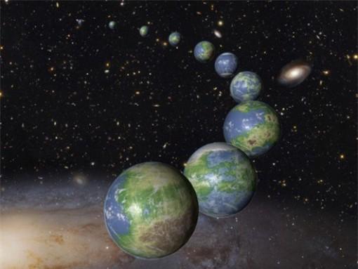 """""""Thợ săn hành tinh"""" xác định những nơi giống Trái Đất nhất"""