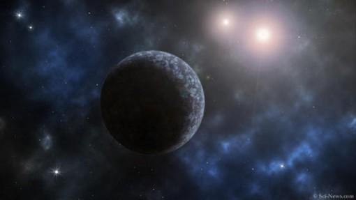 Lộ diện siêu trái đất có thể ở được rất gần chúng ta