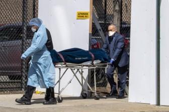 Mỹ: New York ghi nhận số ca tử vong cao kỷ lục dù số ca nhiễm giảm