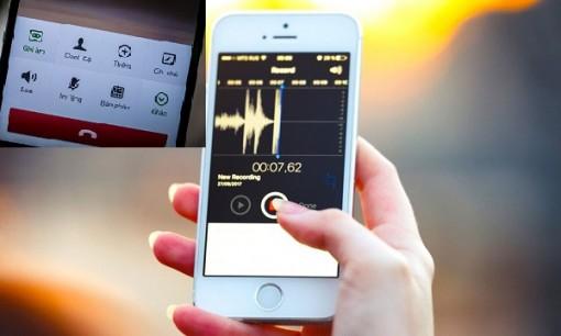 Thủ thuật ghi âm cuộc gọi dễ dàng trên điện thoại iPhone