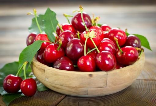Nước ép cherry giúp điều trị bênh gout