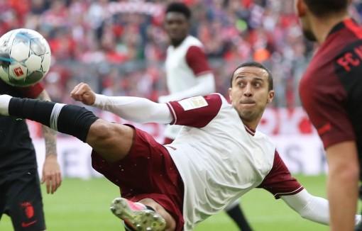 Bayern Munich chốt xong tương lai của tiền vệ Thiago Alcantara