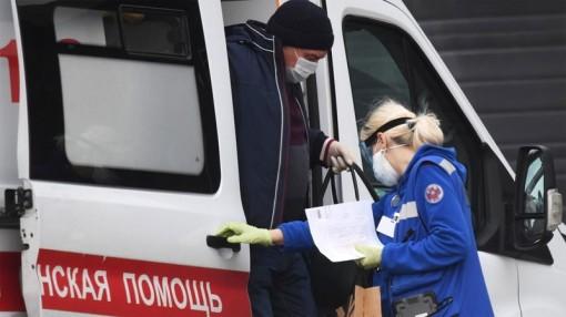 Nga có gần 1.500 ca mắc Covid mới trong 24 giờ qua
