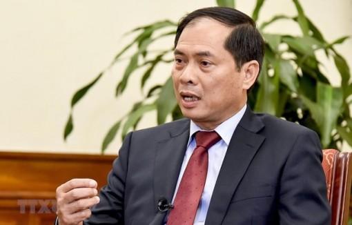 Thủ tướng Chính phủ bổ nhiệm lại nhân sự Bộ Ngoại giao và EVN