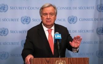 Liên Hợp Quốc chỉ ra 8 mối quan ngại từ đại dịch Covid-19
