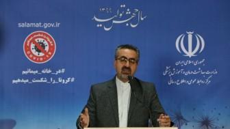 Số ca tử vong do Covid-19 tại Iran vượt mốc 4.000