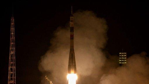 Nga phóng tàu vũ trụ đưa 3 phi hành gia lên trạm ISS