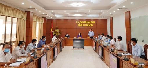 An Giang kiến nghị cho xuất khẩu gạo đối với các hợp đồng đã ký