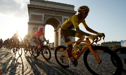 Tour de France 2020 lùi lịch vì đại dịch COVID-19